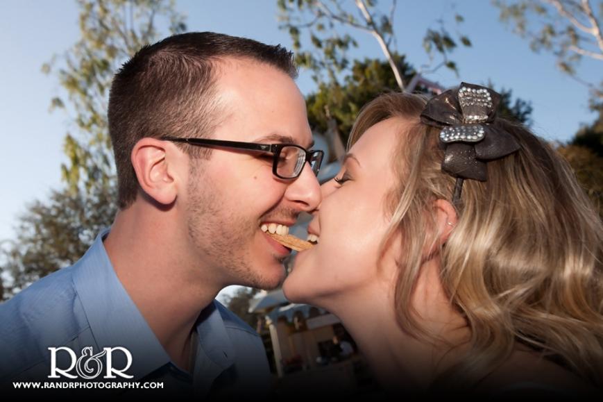 Hillary&Anthony_Churros for Sharing at Disneyland