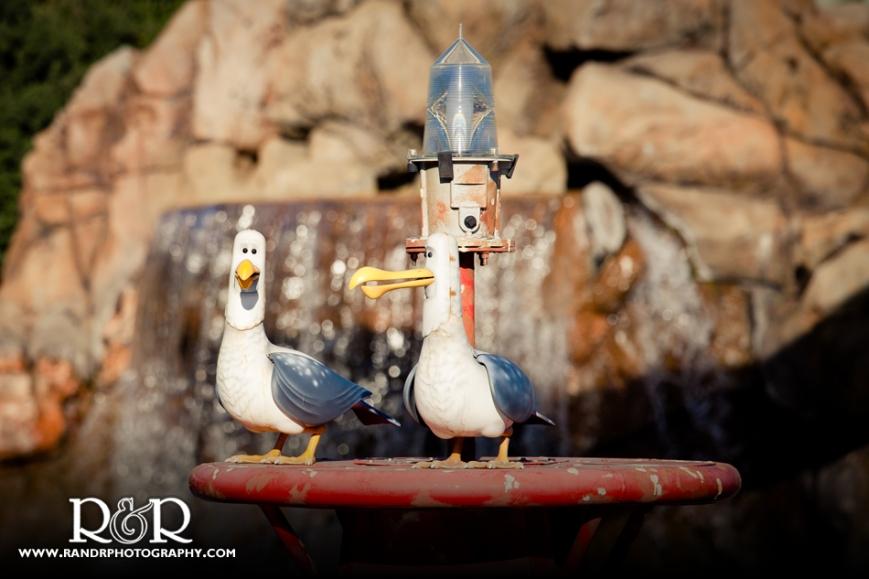 Hillary&Anthony_Mine! Mine! Mine! at Disneyland