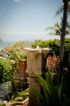 the fountain at bel air bay club