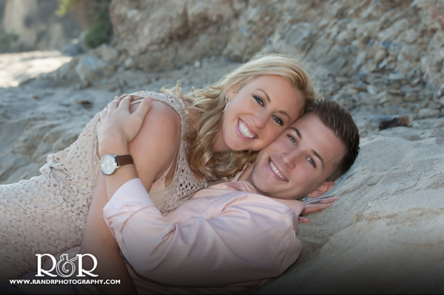 Paradise Cove-Engagement-Romantic-Portraits