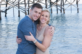 Paradise Cover-Beach-Engagement-Romantic