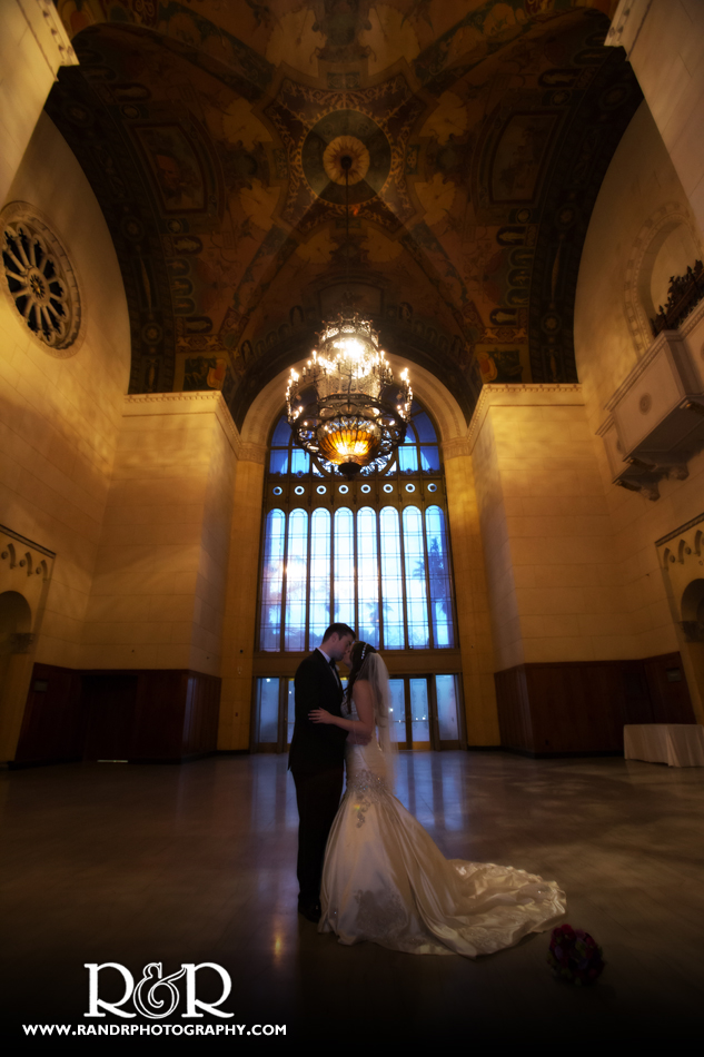 Park Plaza Hotel-Wedding-Los Angeles