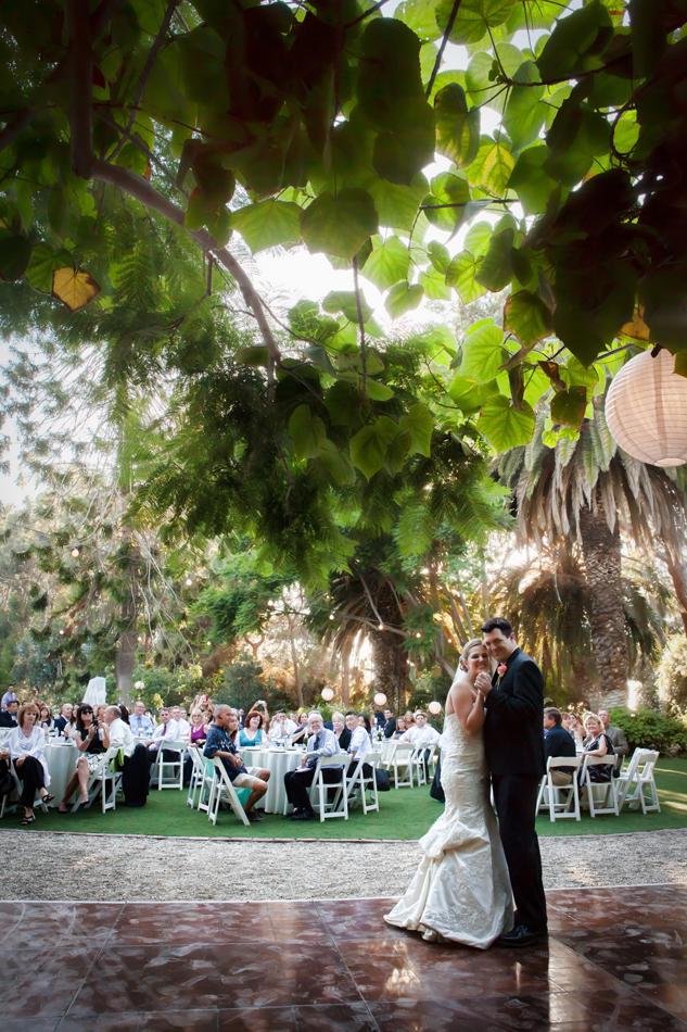 Placerita Nature Center Wedding